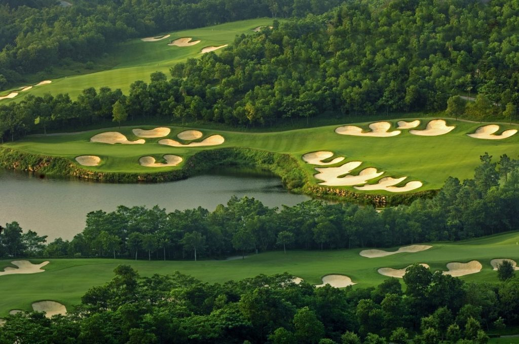 Golf in China 23