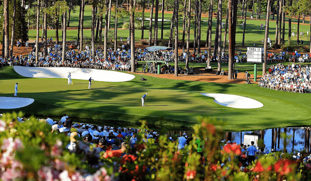 The Masters Augusta 1